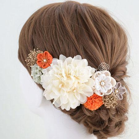 飾り 髪 成人 式 【成人式】振袖髪型・ヘアスタイル・ヘアアレンジを画像でご紹介!